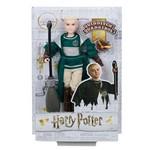 Mattel GDJ71 - Boneco Draco Malfoy Quadribol - Harry Potter