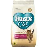 Max Cat - Sabor: Salmão e Arroz - 10,1kg