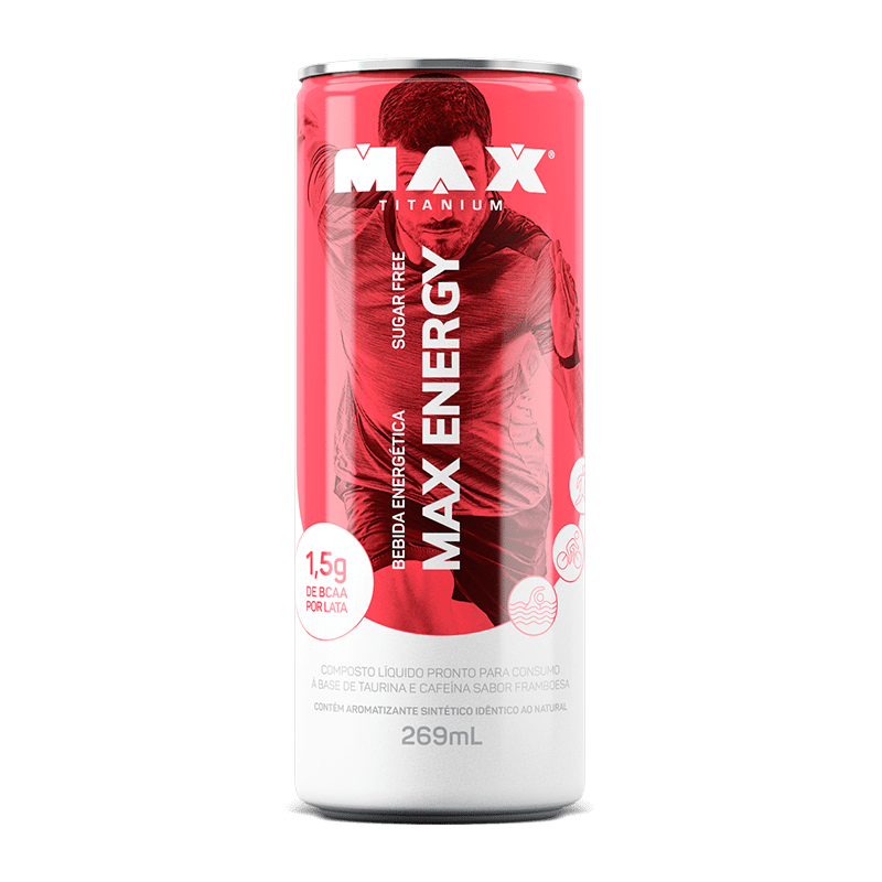 Max Energy (269ml) Max Titanium