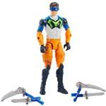 Max Steel Figura Espada Dupla - Mattel