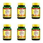 Maxinutri Coenzima Q10 50mg C/60 (kit C/06)