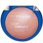 Maybelline Super Natural 04 Caribe - Pó Compacto 12g