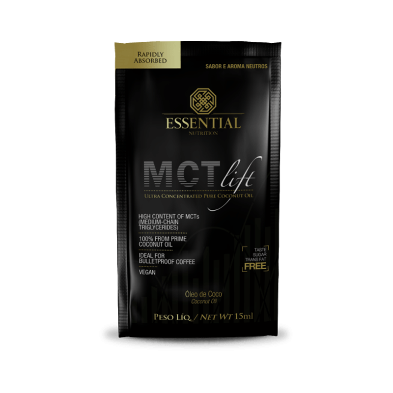 MCT Lift (sachê de 20g) Essential Nutrition