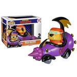 Mean Machine e Muttley - Hanna Barbera Funko Wacky Races