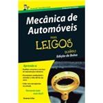 Mecanica de Automoveis para Leigos - Bolso - Alta Books