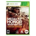 Medal Of Honor Warfighter Ltd Edit - Xbox 360