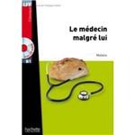 Medecin Malgre Lui + Cd Audio Mp3