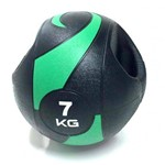 Medicine Ball com Pegada - 7kg 275 Mm