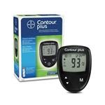 Medidor de Glicose Contour Plus Bayer e Tiras Reagentes 50 U