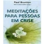 Meditacoes para Pessoas em Crise