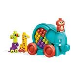 Mega Blocks Elefante e Seus Amigos - Mattel