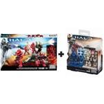 Mega Blocks - Equipe Stingray + Armaduras dos Spartans - Mattel