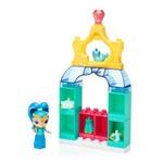 Mega Blocks Shimmer e Shine Armário Fashion da Shine - Mattel