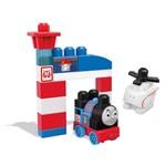 Mega Blocks Thomas e Harold ao Resgate - Mattel