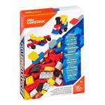 Mega Bloks Blocos Médios Audazes - Mattel