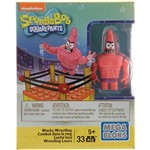 Mega Bloks Bob Esponja Conjunto Pequeno Lucha Loca - Mattel