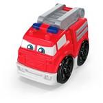 Mega Bloks Bombeiro Phil - Mattel