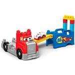 Mega Bloks Build e Race Rig Pista de Construção - Mattel