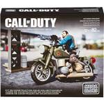 Mega Bloks Call Of Duty Collector Construction Sets Fuga em Motocicleta - Mattel