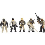 Mega Bloks Call Of Duty Pacote de Tropas Sniper Unit - Mattel