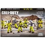 Mega Bloks Call Of Duty Pacote de Zumbi Hazmat Zombies Mob - Mattel