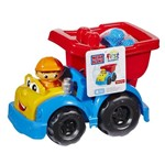 Mega Bloks - Caminhão de Lixo Dylan - Fisher Price