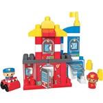 Mega Bloks First Blocks Esquadrão de Resgate - Mattel