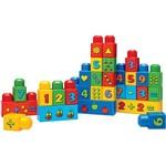 Mega Bloks First Blocks Sacola Aprendizado - Mattel