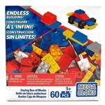 Mega Bloks First Builders Blocos Pequenos Audazes Boy - Mattel
