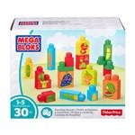 Mega Bloks First Builders Frutas e Vegetais - Mattel