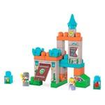 Mega Bloks First Builders Playset Palácio da Princesa - Mattel
