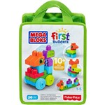 Mega Bloks First Builders Sacola Criar Animais - Mattel
