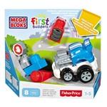 Mega Bloks First Builders Veículos de Corrida Speedy Sam - Mattel