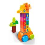 Mega Bloks Girafa Conta Comigo - Mattel