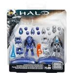 Mega Bloks Halo Armaduras Custom Cov Armor Customizer 75 Peças - Mattel