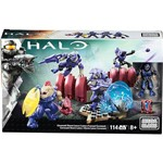 Mega Bloks Halo Convenant Storm Lance - Mattel