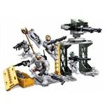 Mega Bloks Halo - Esquadrão Victor da Unsc com 129 Peças