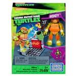 Mega Bloks Mikey Treino Nunchuk Tartarugas Ninjas - Mattel