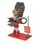 Mega Bloks Minions Cadeira Vibratoria - Mattel