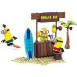 Mega Bloks Minions Conjunto Dia de Praia - Mattel