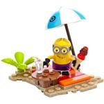 Mega Bloks Minions Conjunto Festa na Praia - Mattel