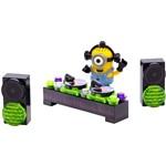 Mega Bloks Minions Conjunto Festa para Dançar - Mattel