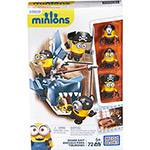 Mega Bloks Minions Conjunto Filme Grande Piratas - Mattel