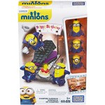 Mega Bloks Minions Conjunto Filme Grande Vampiros - Mattel