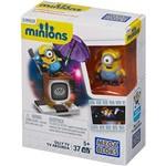 Mega Bloks Minions Conjunto Pequeno Televisão - Mattel