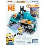 Mega Bloks Minions Conjunto Temático Médio Correios Louco - Mattel