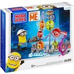 Mega Bloks Minions Mattel - Conj Minions Grande - Dm Jelly Lab