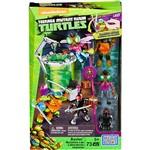 Mega Bloks Tartarugas Ninja Animation Conjunto Mutação - Mattel
