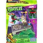 Mega Bloks Tartarugas Ninja Animation Conjunto Treinamento - Raphael
