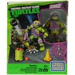 Mega Bloks Tartarugas Ninja Animation Treino de Saltos Donnie - Mattel